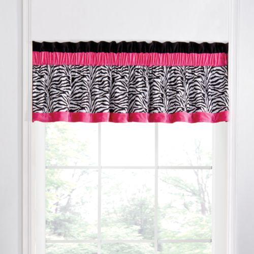 Seventeen Gigi Window Valance - 72'' x 15''