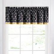 Seventeen Dot to Dot Sequin Window Valance - 72'' x 15''