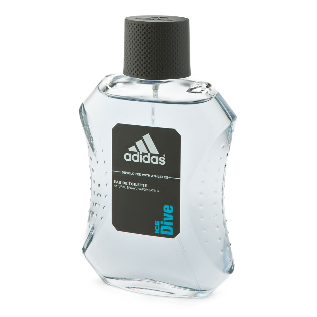 adidas Ice Dive Men's Cologne - Eau de Toilette