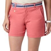 Dockers Soft Khaki Truly Slimming Twill Shorts