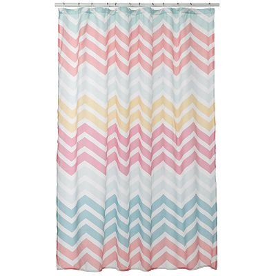 SONOMA life + style Carnivale Chevron Shower Curtain
