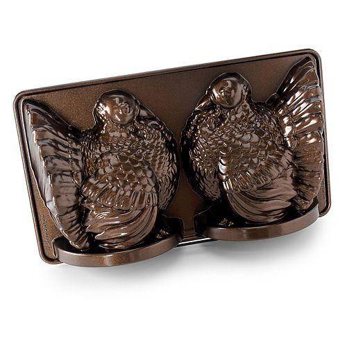 Nordic Ware 3D Classic Turkey Cake Pan