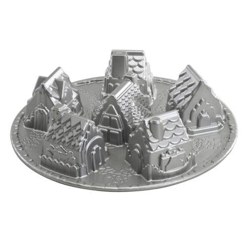 Nordic Ware 6-Cup Cozy Village Baking Pan