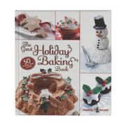 Nordic Ware ''The Great Holiday Baking Book'' Cookbook