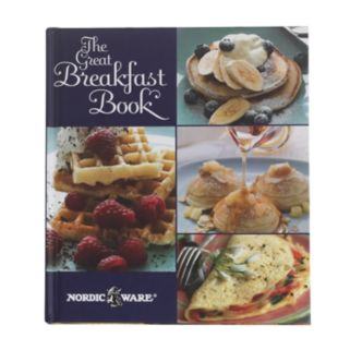Nordic Ware ''The Great Breakfast Book'' Cookbook
