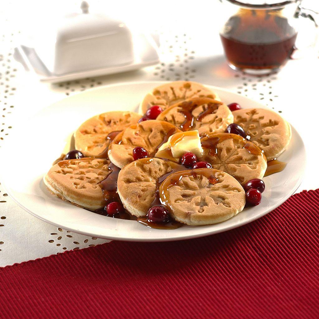Nordic Ware Falling Snowflakes Nonstick Pancake Pan