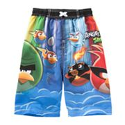 Angry Birds Space Swim Trunks - Boys 4-7