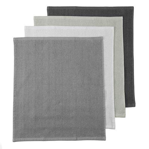 Food Network™ Bar Mop Dish Towel Set 4-pk.