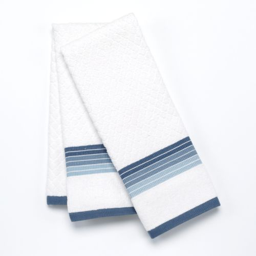 Food Network™ Ombre 2-pk. Antimicrobial Kitchen Towels