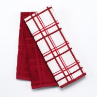 Food Network? Plaid 2-pk. Kitchen Towels