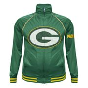 Green Bay Packers Track Jacket - Big and Tall