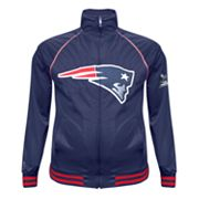 New England Patriots Track Jacket - Big and Tall
