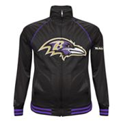 Baltimore Ravens Track Jacket - Big and Tall
