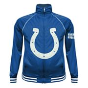 Indianapolis Colts Track Jacket - Big and Tall