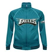 Philadelphia Eagles Track Jacket - Big and Tall