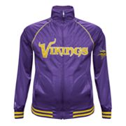Minnesota Vikings Track Jacket - Big and Tall