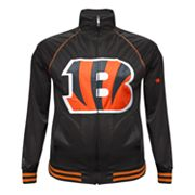 Cincinnati Bengals Track Jacket - Big and Tall