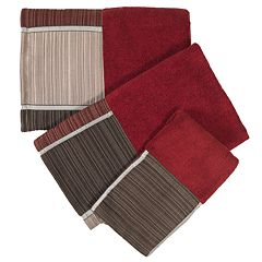 Popular Bath Modern Line 3-pc. Bath Towel Set