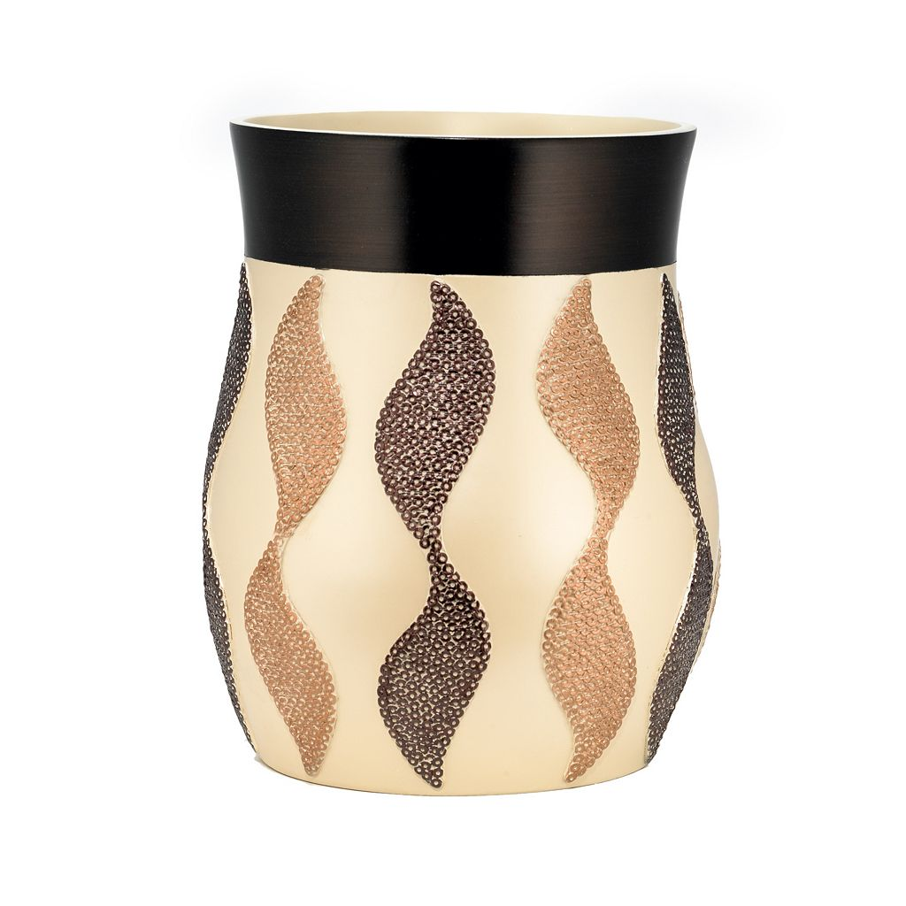 Popular Bath Shimmer Wastebasket