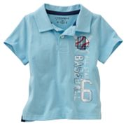 SONOMA life + style All Star Baseball Polo - Baby