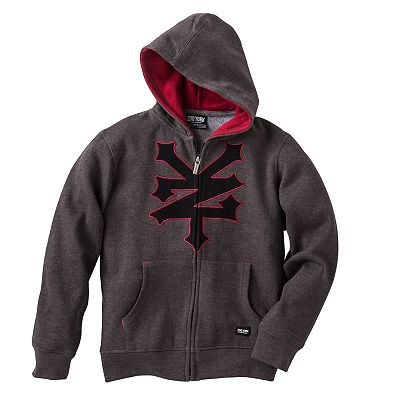 Zoo York Logo Fleece Hoodie - Boys 8-20