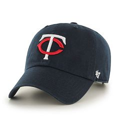 Adult Minnesota Twins Garment Washed Baseball Cap