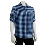 Tony Hawk Woven Gingham Shirt - Men