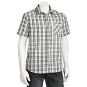 Tony Hawk Woven Plaid Shirt - Men