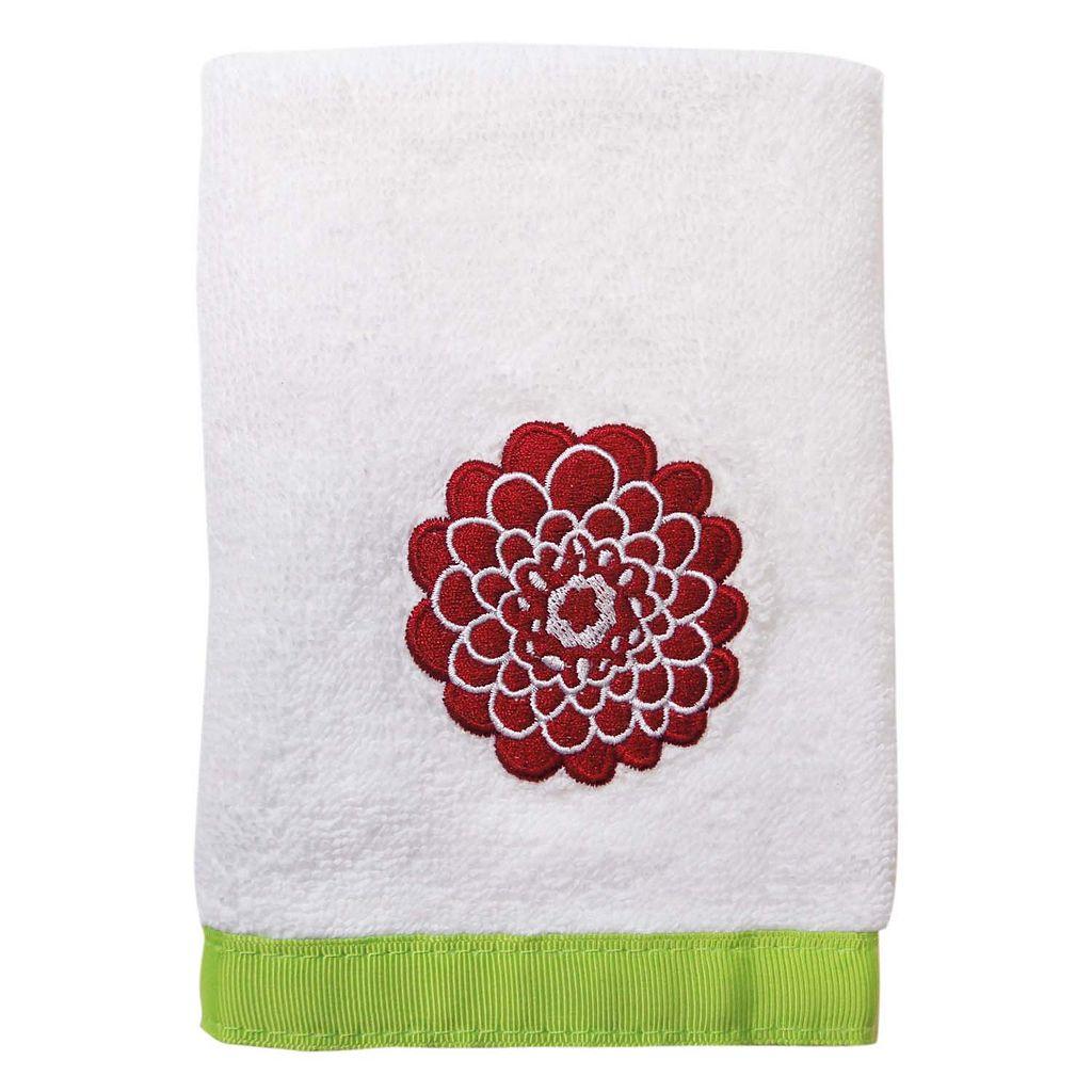 Allure Home Creations Stella Washcloth