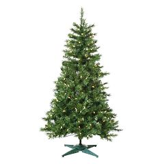 Sterling 4-ft. Colorado Spruce Pre-Lit Artificial Christmas Tree