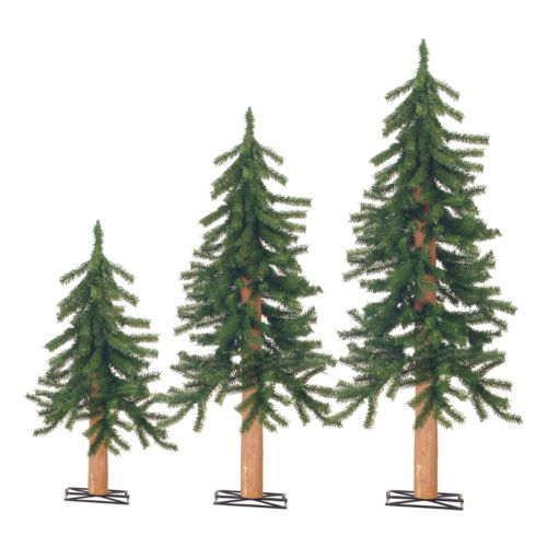 Sterling 3-pc. Gatlinburg Artificial Christmas Tree Set