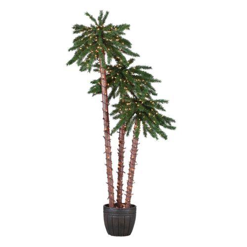Sterling 3-pc. Pre-Lit Palm Tree Set