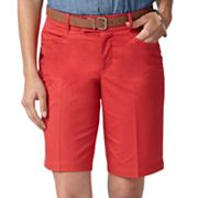 Dockers Metro Slimming Bermuda Shorts