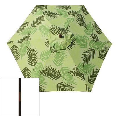 SONOMA outdoors Palm Market Patio Umbrella