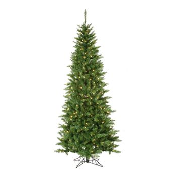Nordic Fir Pre-Lit Artificial Christmas Tree - Sterling 7 1/2-ft. Nordic Fir Pre-Lit Artificial Christmas Tree