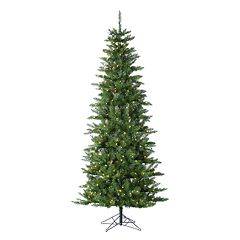 Sterling 7 1/2-Ft. Augusta Pine Pre-Lit Artificial Christmas Tree