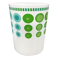 Allure Home Creations On a Dot Wastebasket