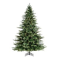 Sterling 7 1/2-Ft. Layered Highlands Pine Pre-Lit Artificial Christmas Tree