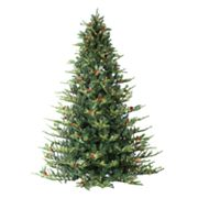 Sterling 7 1/2-Ft. Oriental Spruce Pre-Lit Christmas Tree