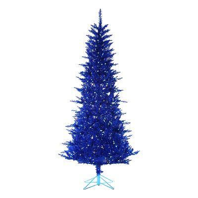 Sterling 7 1/2-ft. Pre-Lit Tinsel Christmas Tree