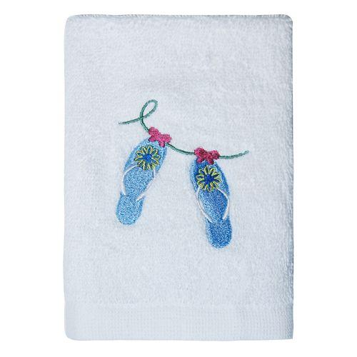 Allure Home Creations Sun & Sand Washcloth