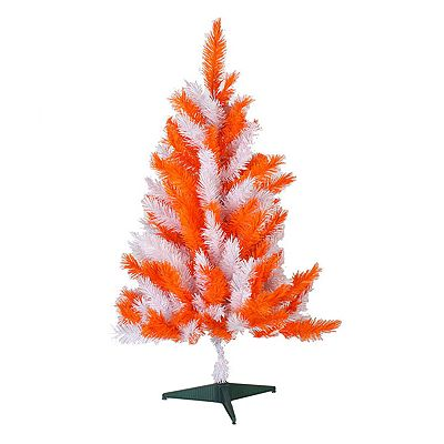 Sterling Tennessee Volunteers 3-ft. Tabletop Christmas Tree