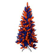 Sterling Auburn Tigers 6-ft. Christmas Tree