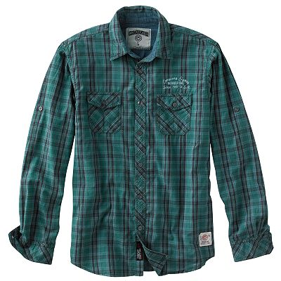 Company 81 Plaid Ken Shirt - Men