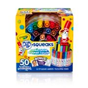 Crayola 50 pkPip-Squeaks Telescoping Marker Tower