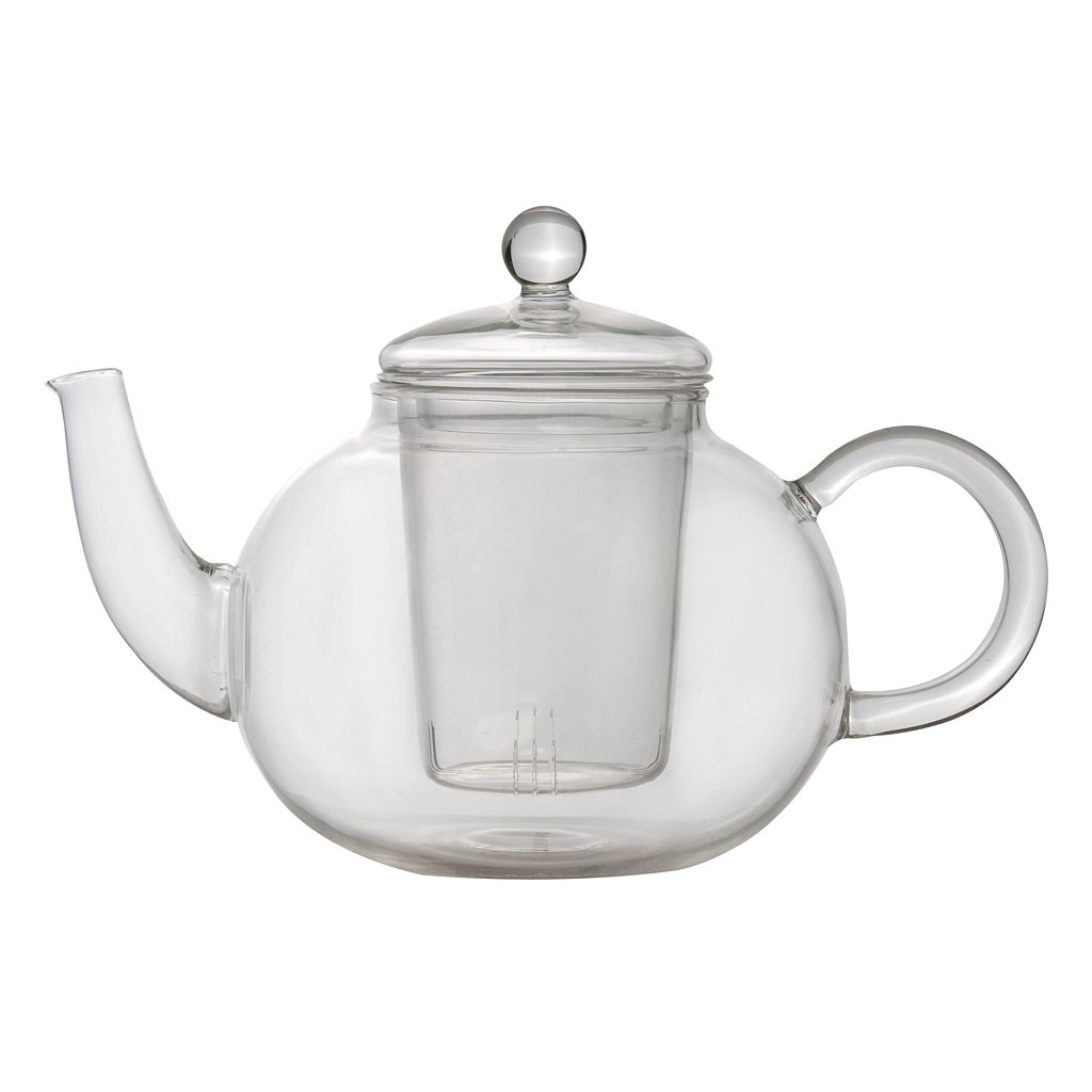 BergHOFF 35-oz. Glass Teapot with Infuser