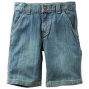SONOMA life + style Denim Carpenter Shorts - Boys 4-7