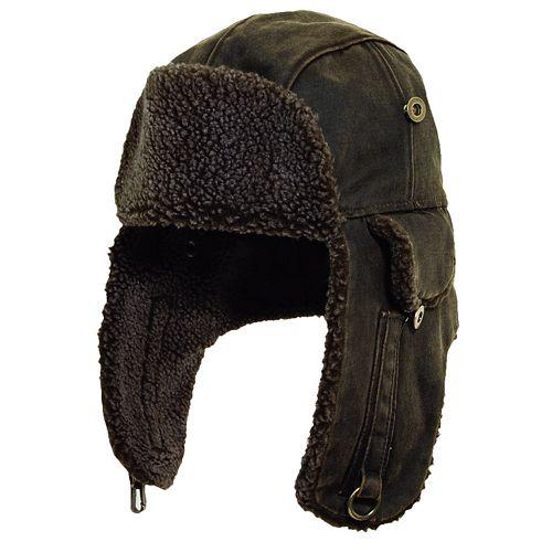 69c0cfb6f57 DPC Trapper Hat - Men