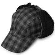 DPC Plaid Earflap Cap