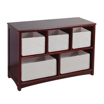 Guidecraft Classic Espresso Bookshelf